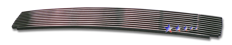 Scion XB  2008-2010 Polished Lower Bumper Aluminum Billet Grille