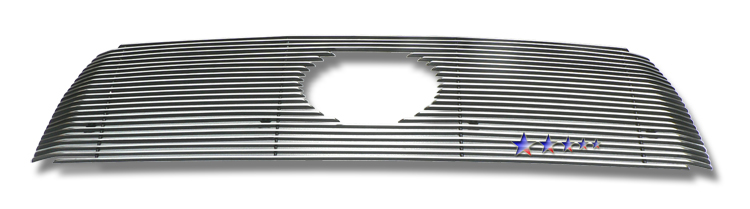 Toyota Sequoia  2008-2012 Polished Main Upper Aluminum Billet Grille