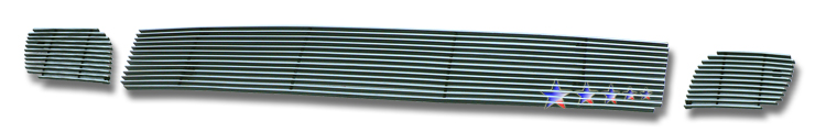 Toyota Sequoia  2008-2012 Polished Lower Bumper Aluminum Billet Grille