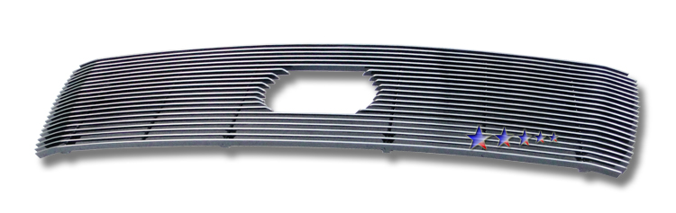 Toyota Tundra  2010-2012 Polished Main Upper Aluminum Billet Grille