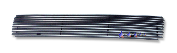 Toyota 4Runner  2010-2012 Polished Lower Bumper Aluminum Billet Grille