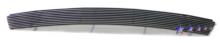 Toyota Corolla  2011-2012 Polished Lower Bumper Aluminum Billet Grille
