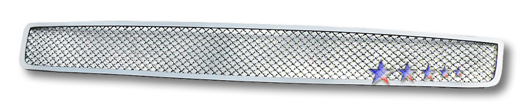 Lexus Gs 450h  2007-2007 Chrome Lower Bumper Mesh Grille