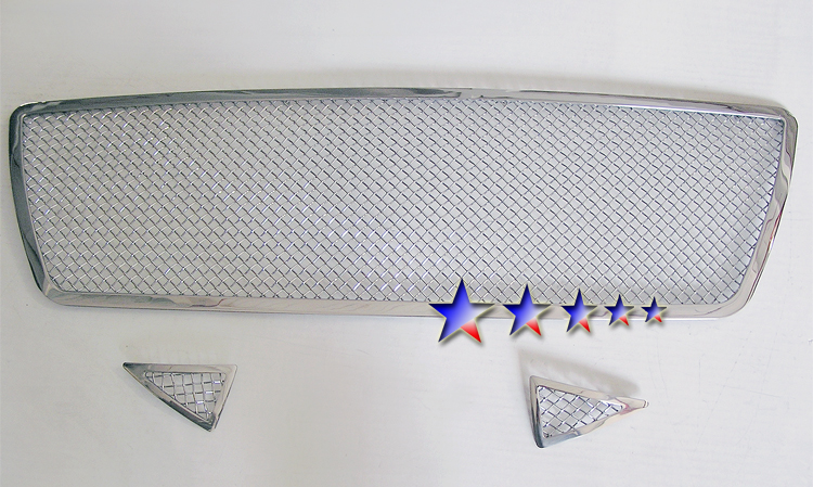 Toyota Tacoma  2005-2010 Chrome Main Upper Mesh Grille