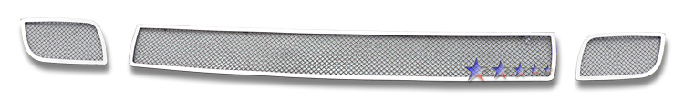 Toyota Sequoia  2008-2012 Chrome Lower Bumper Mesh Grille