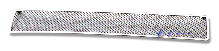 Toyota Tundra  2010-2012 Chrome Lower Bumper Mesh Grille