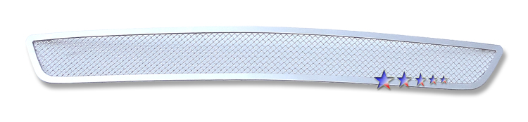 Toyota Sienna  2011-2012 Chrome Lower Bumper Mesh Grille