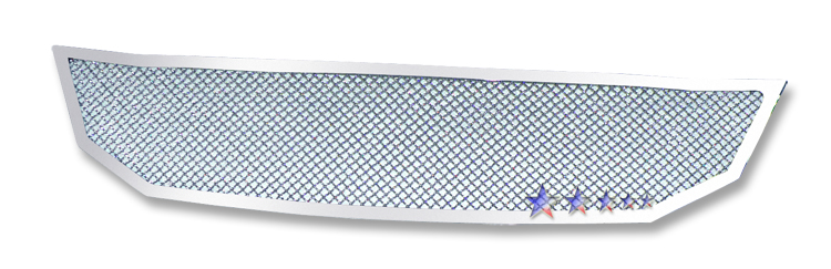 Toyota Tacoma  2011-2011 Chrome Main Upper Mesh Grille