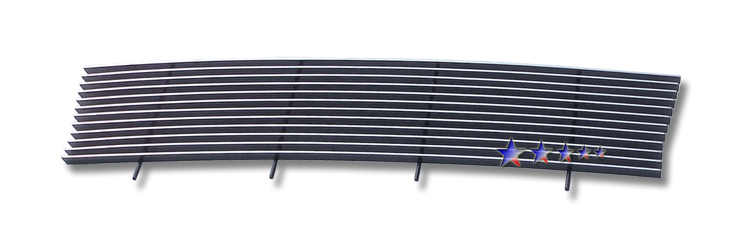 Toyota T-100  1993-1999 Polished Main Upper Aluminum Billet Grille