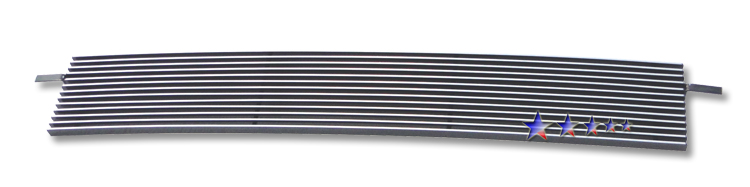 Toyota Toyota Pickup 4wd 1992-1994 Polished Lower Bumper Aluminum Billet Grille