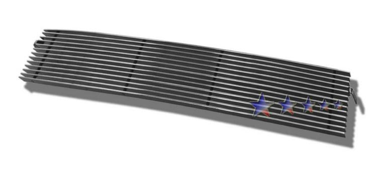 Toyota Tacoma 92-95 Polished Aluminum Main Front Grill