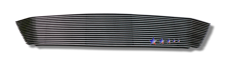 Toyota Avalon  2006-2007 Polished Main Upper Aluminum Billet Grille