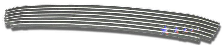 Toyota Camry  2007-2009 Polished Lower Bumper Aluminum Billet Grille