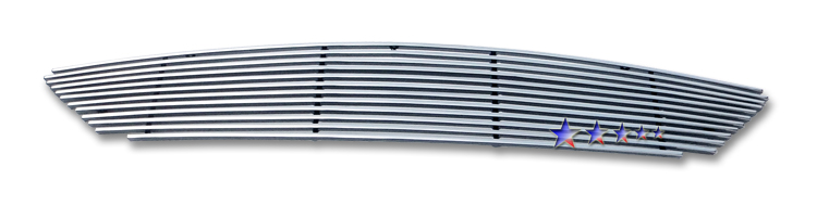 Toyota Camry  2002-2006 Polished Main Upper Stainless Steel Billet Grille