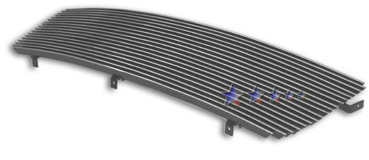 Toyota Tundra  2003-2006 Polished Main Upper Aluminum Billet Grille