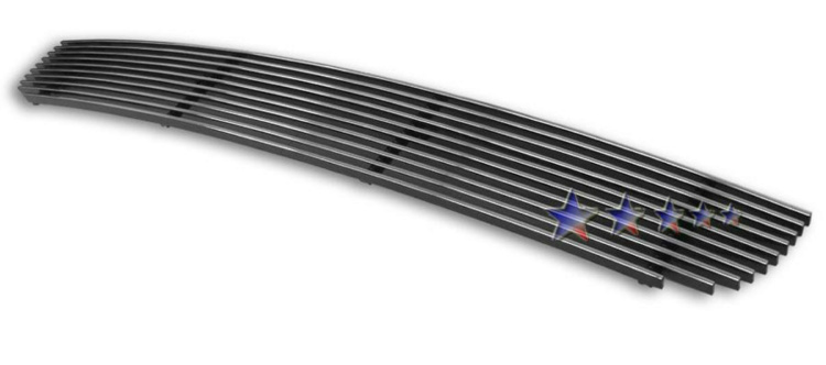 Toyota Matrix  2003-2008 Polished Lower Bumper Aluminum Billet Grille