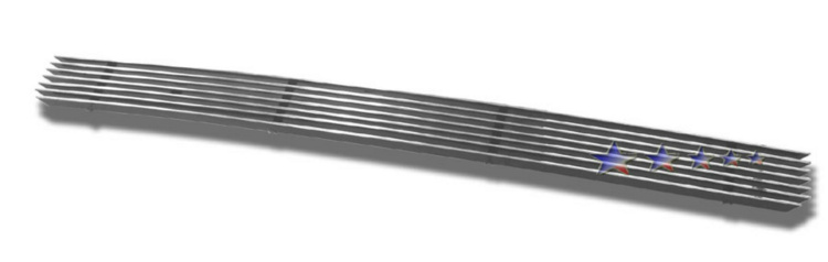 Toyota Tacoma  2005-2011 Polished Lower Bumper Stainless Steel Billet Grille