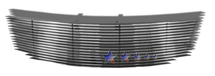 Scion XA  2003-2007 Polished Main Upper Aluminum Billet Grille