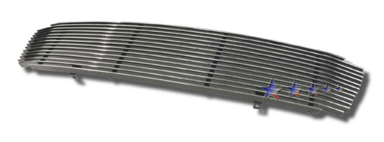 Toyota Land Cruiser  1999-2002 Polished Main Upper Aluminum Billet Grille