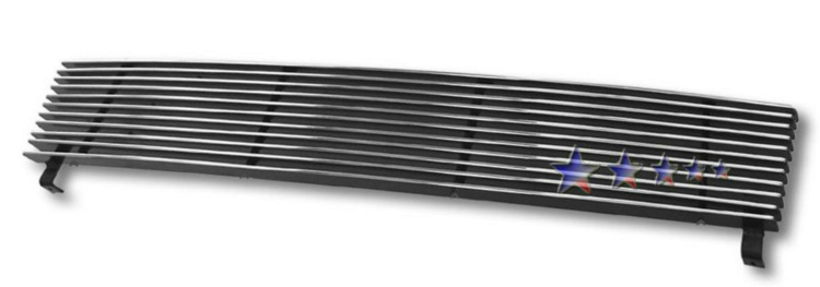 Toyota 4Runner  1992-1995 Polished Main Upper Aluminum Billet Grille