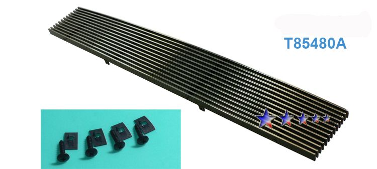 Toyota 4Runner  1992-1995 Polished Lower Bumper Aluminum Billet Grille