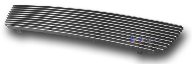 Toyota 4Runner  1996-1998 Polished Main Upper Aluminum Billet Grille