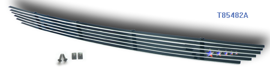 Toyota Tacoma  2001-2004 Polished Lower Bumper Aluminum Billet Grille