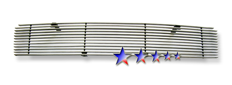 Scion XB  2008-2010 Polished Main Upper Aluminum Billet Grille