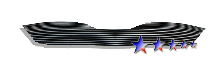 Toyota Camry  2010-2011 Polished Main Upper Aluminum Billet Grille