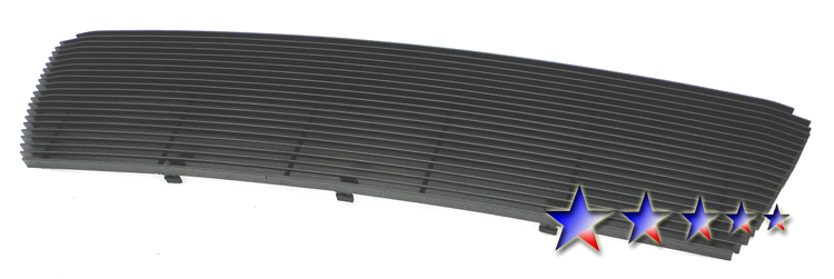 Toyota Tundra  2010-2012 Black Powder Coated Main Upper Black Aluminum Billet Grille