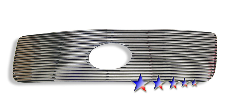 Toyota Tundra  2007-2009 Polished Main Upper Perimeter Grille
