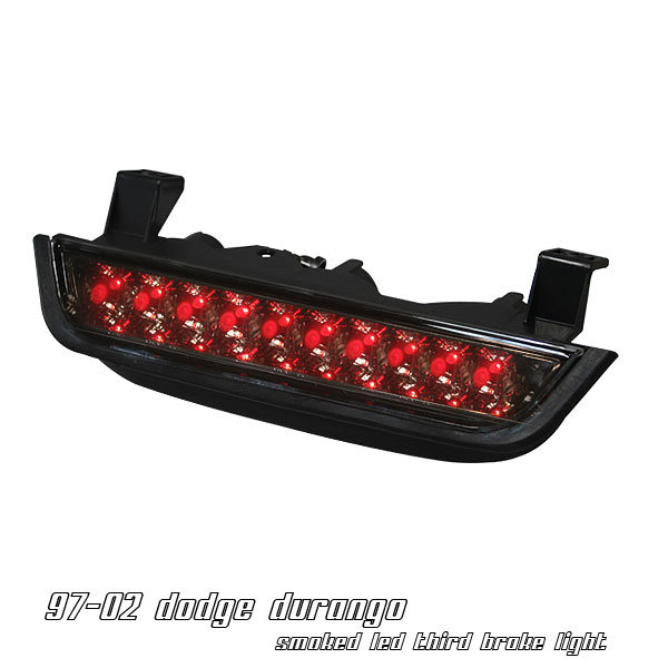 Dodge Durango 1997-2003  Smoke LED 3rd Brake Light