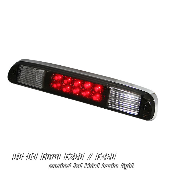Ford Super Duty 1999-2004  Smoke LED 3rd Brake Light