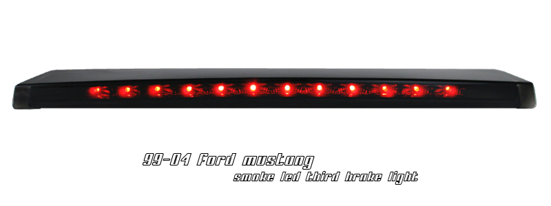 Ford Mustang 1999-2004  Smoke LED 3rd Brake Light