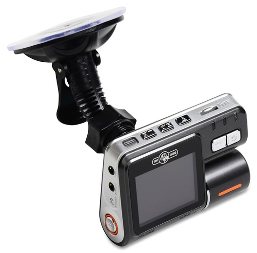 Top Dawg Dual Camera DVR Dash Camera
