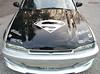 Terminator Fiberglass Hood (Honda Accord 90-93)