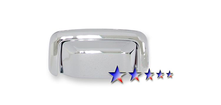 2000-2006  Chevrolet Suburban  Chrome Tailgate Handle Trim