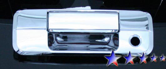 2007-2010  Toyota Tundra  Chrome Tailgate Handle Trim