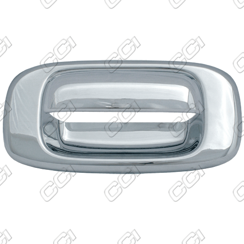 Chevrolet Silverado 1999-2006 Chrome Tail Gate Handle Cover