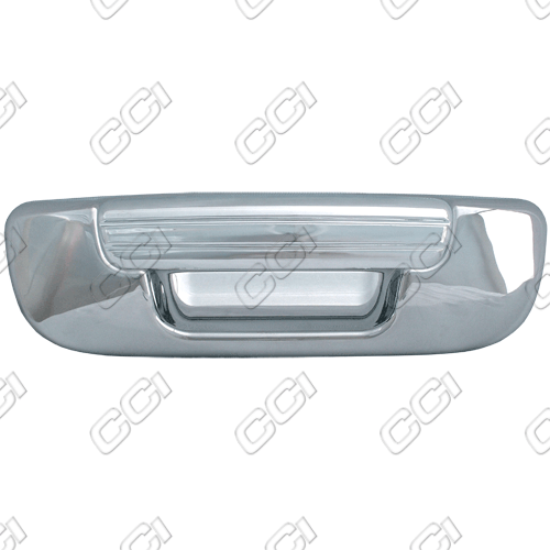 Dodge Ram  2002-2008 Chrome Tail Gate Handle Cover