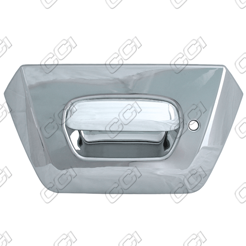 Chevrolet Avalanche  2002-2006 Chrome Tail Gate Handle Cover