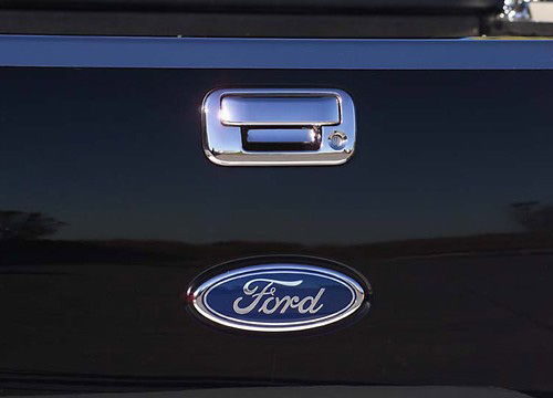 Ford F150  1997-2003 Chrome Tail Gate Handle Cover
