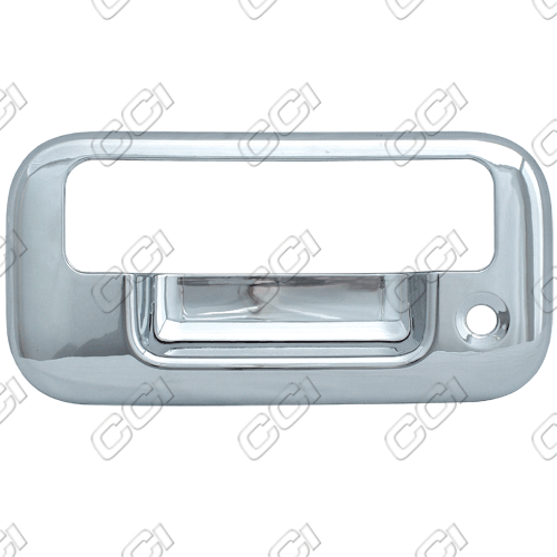 Lincoln Mark Lt  2005-2008 Chrome Tail Gate Handle Base Only Cover