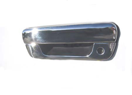Gmc Canyon  2004-2012 Chrome Tail Gate Handle Cover