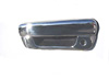 2012 Gmc Canyon   Chrome Tail Gate Handle Cover