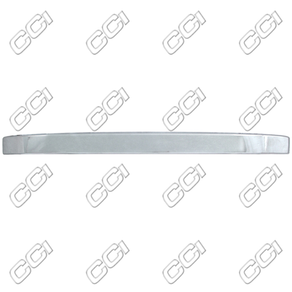 Jeep Grand Cherokee  2005-2009 Chrome Top Rear Accent Trim Cover