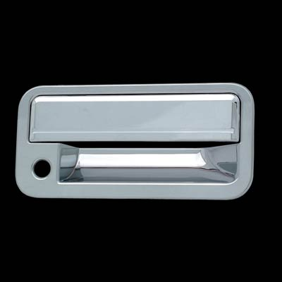 Cadillac Escalade  1999-2001 Chrome Rear Door Handle Cover