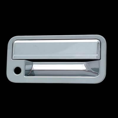 Cadillac Escalade  1999-2001 Chrome Rear Door Handle Cover