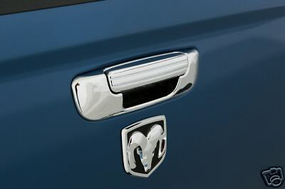 Dodge Dakota  1997-2011 Chrome Tail Gate Handle Cover