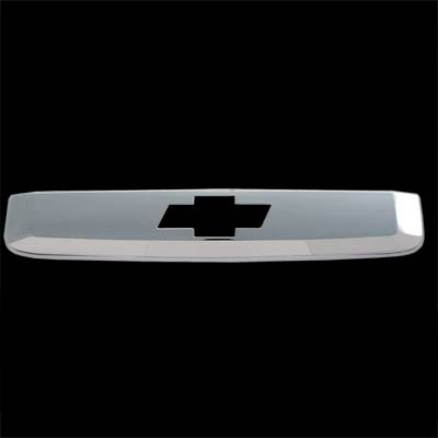 Chevrolet Tahoe  2007-2013 Chrome Top Rear Accent Trim Cover
